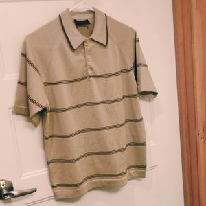 70. vintage wool polo shirt